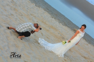 Matt Artz is Your Affordable OBX Wedding Photographer!