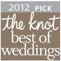 The Knot Best of Wedding Award 2012