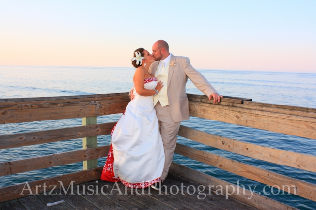 Reenie & Ben, Outer Banks Wedding Photo by ARTZ MUSIC & PHOTOGRAPHY