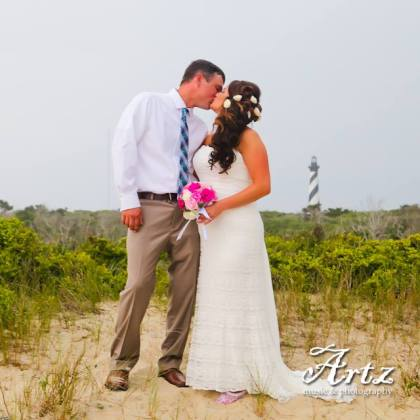 Outer Banks Wedding Photography by Matt Artz | Affordable OBX ...