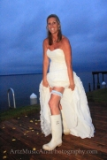 Misty - Outer Banks Weddings photo by ARTZ MUSIC & PHOTOGRAPHY / affordableOBXweddings.com.