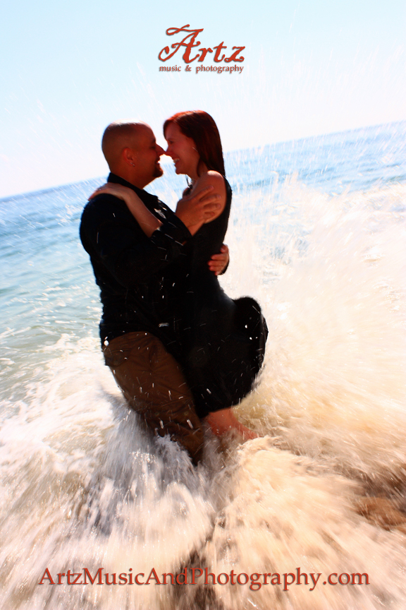 Outer Banks Engagement Portraits By Artz Music Amp Photography