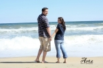 Outer Banks Engagement Portraits by ARTZ MUSIC & PHOTOGRAPHY