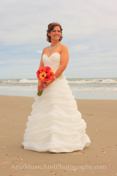Outer Banks Bridal Portraits By Artz Music Amp Photography