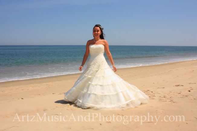 Outer Banks wedding photography, music, DJ by ARTZ MUSIC & PHOTOGRAPHY