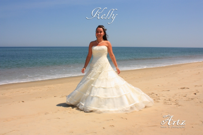 Kelly - photographed by Matt Artz on April 17, 2012 in Kill Devil Hills, NC. www.affordableOBXweddings.com