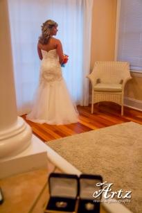 Outer Banks Wedding - 2014 OBX Bride (photo by Matt Artz for affordableOBXweddings.com)_0002