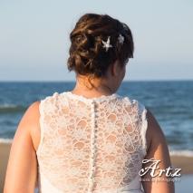 Outer Banks Wedding - 2014 OBX Bride (photo by Matt Artz for affordableOBXweddings.com)_0014