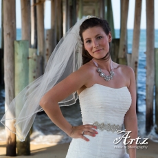 Outer Banks Wedding - 2014 OBX Bride (photo by Matt Artz for affordableOBXweddings.com)_0016
