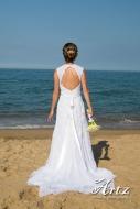 Outer Banks Wedding - 2014 OBX Bride (photo by Matt Artz for affordableOBXweddings.com)_0025