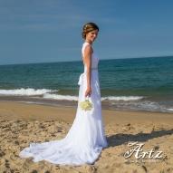 Outer Banks Wedding - 2014 OBX Bride (photo by Matt Artz for affordableOBXweddings.com)_0027