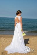 Outer Banks Wedding - 2014 OBX Bride (photo by Matt Artz for affordableOBXweddings.com)_0031