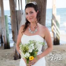 Outer Banks Wedding - 2014 OBX Bride (photo by Matt Artz for affordableOBXweddings.com)_0043