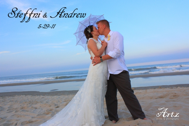 Outer Banks Real Wedding Steffni Amp Andrew Corolla NC