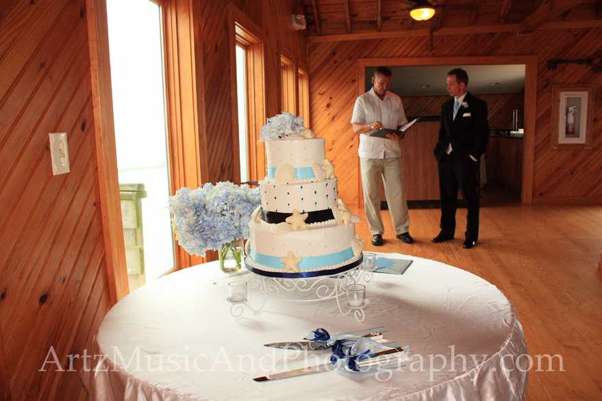 Outer Banks Real Wedding Letty Amp Rob Kitty Hawk NC