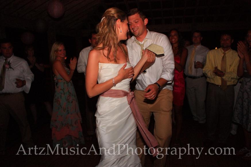 Vanessa & Josh - Outer Banks Wedding photo by Artz Music & Photography.