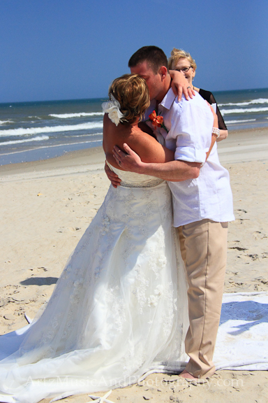 Christina & John - Outer Banks Wedding photo by Artz Music & Photography.
