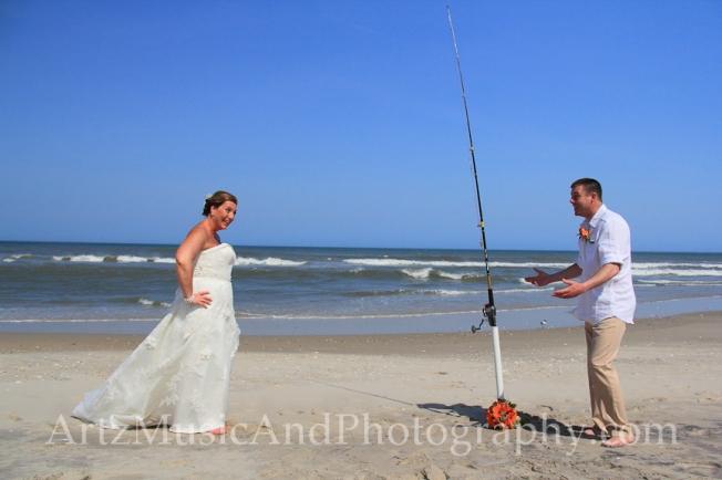 Outer Banks Wedding Review Christina Amp John Rodanthe NC
