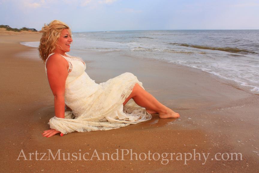 Danielle Photographed By Matt Artz In Kill Devil Hills NC