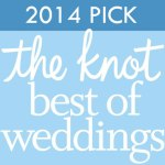 The Knot 2014 Best of Weddings Award