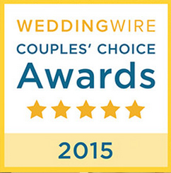 Artz Music & Photography Outer Banks Wedding Professionals Win the WeddingWire 2015 Couples' Choice Award!